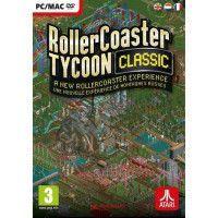 RollerCoaster Tycoon Classic Jeu PC