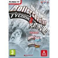RollerCoaster Tycoon 3 Platinum Jeu PC