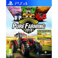 Pure Farming 2018: Day One Edition Jeu PS4 + 2 bonus de precommande