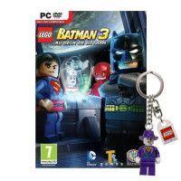Lego Batman 3 Au Dela de Gotham Jeu PC + Porte-cle