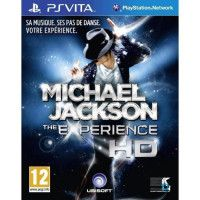 Michael Jackson Experience - Jeu PS Vita