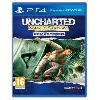 Uncharted: Drakes Fortune Remastered Jeu PS4