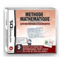 Methode Mathematique du Professeur Kageyama - Jeu Nintendo DS