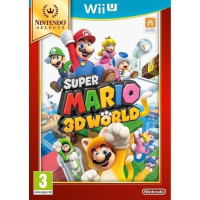 Super Mario 3D World Select Jeu Wii U
