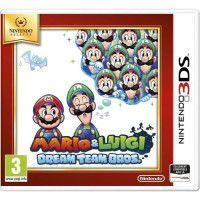 Mario + Luigi  Dream Team Bros. Select Jeu 3DS