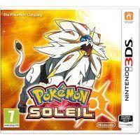Pokemon Soleil Jeu 3DS