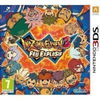 Inazuma Eleven 3 : Feu Explosif Jeu 3DS