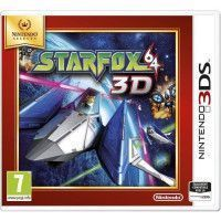 StarFox 64 3D Jeu Select 3DS
