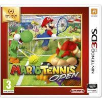 Mario Tennis Open 2 Jeu Selects 3DS