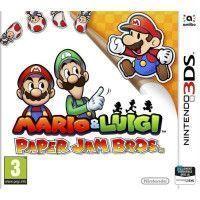 Mario + Luigi Paper Jam Bros Jeu 3DS
