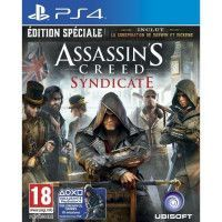 Assassins Creed Syndicate Edition Speciale Jeu PS4