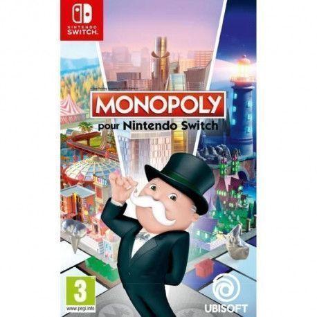 Monopoly Jeu Switch