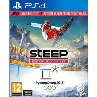 Steep Edition Jeux dHiver PS4 - Jeu de base + Extension