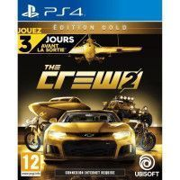The Crew 2: Edition Gold Jeu PS4