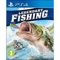 Legendary Fishing Jeu pour PS4