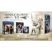 SoulCalibur VI Collector Jeu PS4