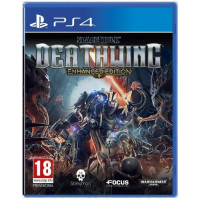Space Hulk Deathwing Enhanced Edition Jeu PS4