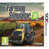 Farming Simulator 18 Jeu 3DS