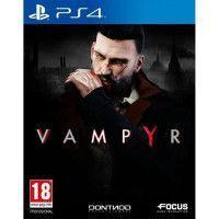Vampyr Jeu PS4