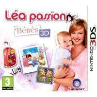 Lea Passion Bebe Jeu 3DS