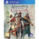 Assassin Creed Chronicles: Trilogy Jeu PS4