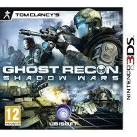 Ghost Recon Shadow Wars Jeu 3DS