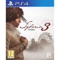 Syberia 3 Jeu PS4