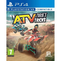 ATV Drift and Tricks Jeu PS4