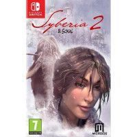 Syberia 2 Jeu Switch