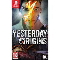 Yesterday Origins Jeu Switch