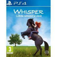 Whisper - Libres comme le vent Jeu PS4