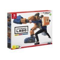 Nintendo Labo Kit Robot Jeu Switch