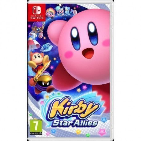 Kirby Star Allies Jeu Switch