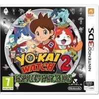 Yo-Kai Watch 2 : Esprits Farceurs Jeu 3DS