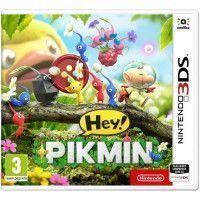 Hey! Pikmin Jeu 3DS