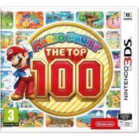 Mario Party The Top 100 - Jeu 3DS