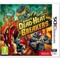 Dillons Dead-Heat Breakers Jeu 3DS