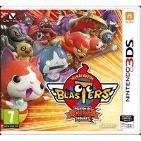 Yo-Kai Watch Blasters : Peloton du chat rouge Jeu 3DS