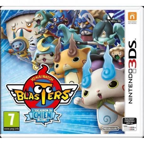 Yo-Kai Watch Blasters : Lescadron du chien blanc Jeu 3DS
