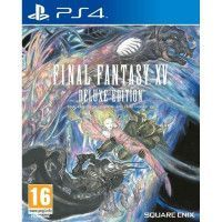 Final Fantasy XV Deluxe Edition Jeu PS4