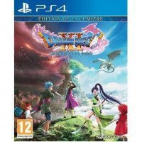 Dragon Quest XI Les Combattants de la Destinee Jeu PS4