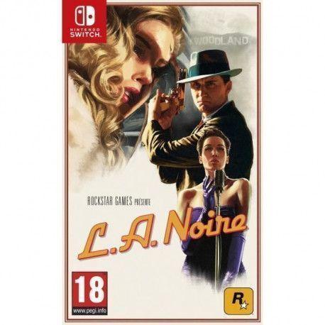 L.A. Noire Jeu Switch