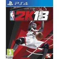 NBA 2K18 Legend Edition Jeu PS4