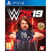 WWE 2K19 Jeu PS4