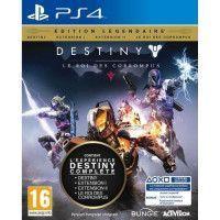 Destiny : le Roi des Corrompus Edition Legendaire Jeu PS4