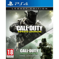 Call of Duty: Infinite Warfare Edition Legacy Jeu PS4