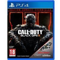 Call of DUTY Black Ops III Zombies Chronicles Jeu PS4