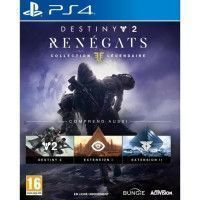 Destiny 2 Renegats Collection Legendaire Jeu PS4