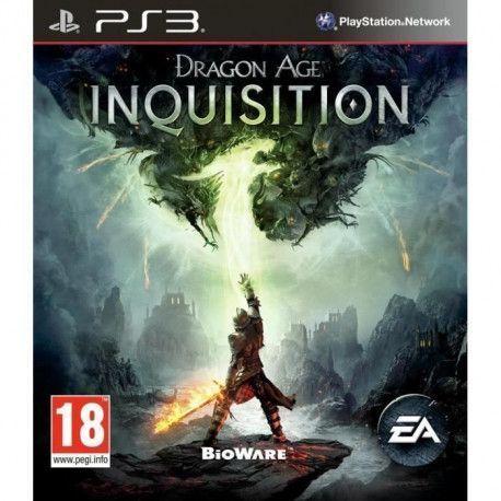 Dragon Age: Inquisition Jeu PS3