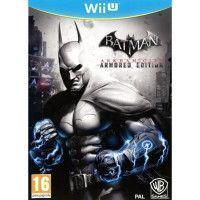 Batman Arkham City Armored Edition Jeu Wii U